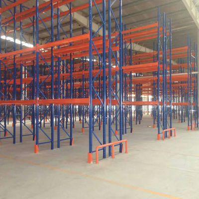 横梁货架 山东仓储货架 仓库货架定做 钢制托盘 横梁式货架生产厂家