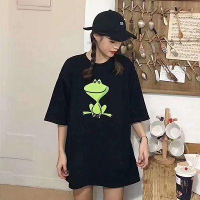 广州工厂货源 韩版女式短袖t恤 夜市地摊纯棉衣服3元一件夏季女士t恤