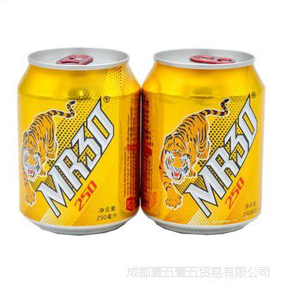 越南进口 MR30风味饮料250ml 整件24罐装 进口酒水饮品 食品批发