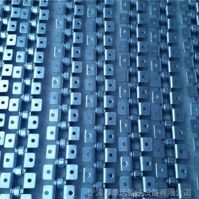 卓远厂家直销高品质输送机链条 非标加工定制链条 寿命长耐高温