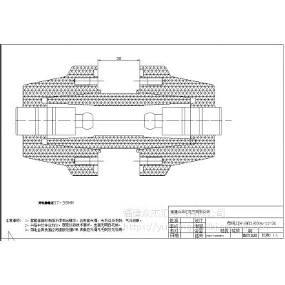 乐清鼎欣充气式开关柜侧扩母线连接器SNX1生产厂家