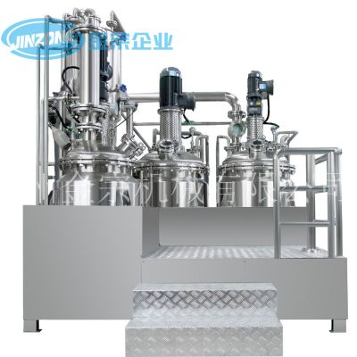 金宗供应 反应釜 水性PU树脂成套生产设备