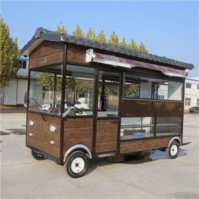 多功能电动小吃车-钱阁车业-电动小吃车