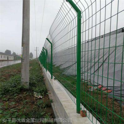 工地围栏网多少钱 昌吉州电厂围栏网 农场围栏网-优盾隔离栅