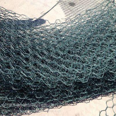 包塑格宾笼 铅丝格宾石笼网价格 勾花铁丝网