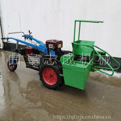 厂家畅销小型农用收割机多功能玉米秸秆收割机全新苞米收获机志成
