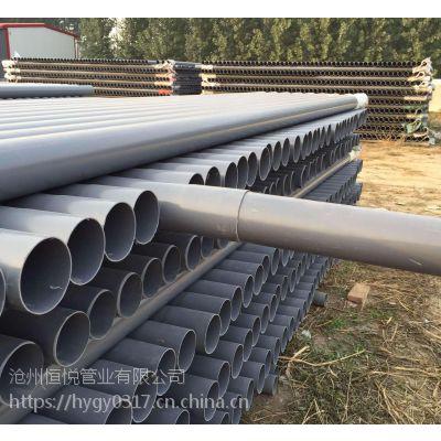厂家定制PVC灌溉管 大量现货 PVC灌溉管应用