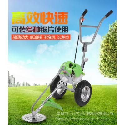 山地割草机 家用小型收割机 便携式割草机