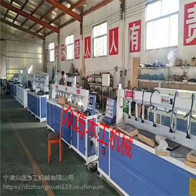 河北众选MXZ5125修边机实木生产专用铣边机