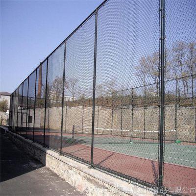 体育护栏网厂家 体育场地围栏 塑胶网球场围网