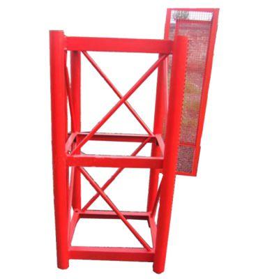 海南塔吊标准节-塔机壹号产品齐全-40塔吊标准节