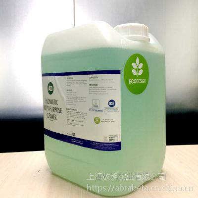 【AB DD456】工业机械设备重油污清洁剂 进口环保10L桶装