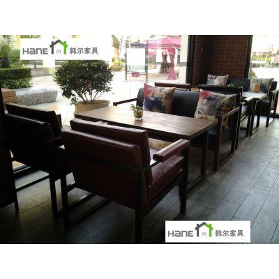值得信赖的西餐厅桌椅中式餐厅桌椅定制批发厂家 上海韩尔品牌