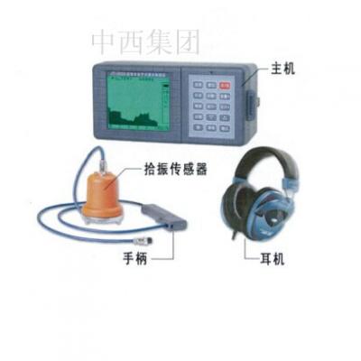 中西 智能数字式漏水检测仪 型号:YJ011-JT-5000库号:M3598
