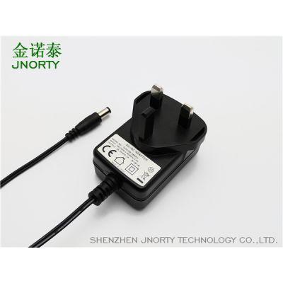 12V1.5A英规电源适配器 JNORTY 18W TDTA18B-120150 12V充电器