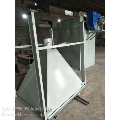 小型布袋除尘器供应商服务放心可靠选沧州权特环保机械厂