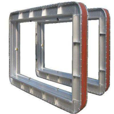 脱硫脱硝烟道 非金属纤维织物膨胀节 柔性补偿器 高温厂家优惠