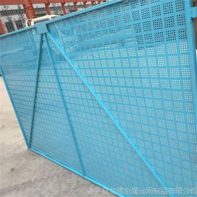 金属穿孔板尺寸 冲孔网卷 长条孔冲孔网