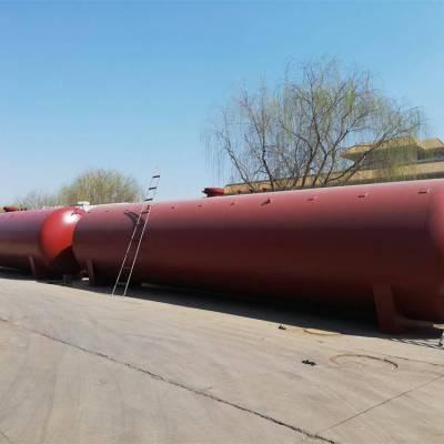 南阳市200立方液化石油气罐,20立方地埋液化石油气储罐,菏锅