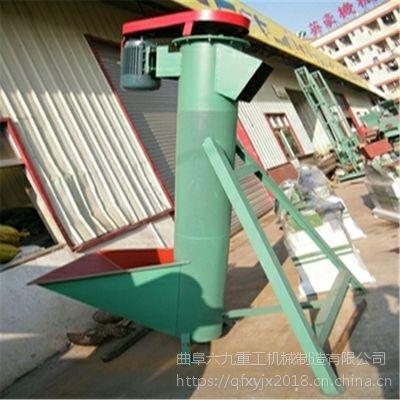 螺旋垂直提料机 单螺杆叶片提料机图片