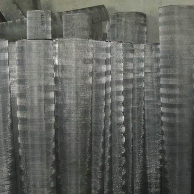 广东省广州市耐高温铁铬铝网(炉头)1米*30米*255*80丝*6目轧花白