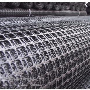 供兰州双向土工格栅和甘肃塑料土工格栅厂家