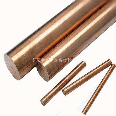 现货供应T2紫铜棒2 3 10 20 30 50 60 100mm紫铜毛细棒 方棒规格齐全可定制切割