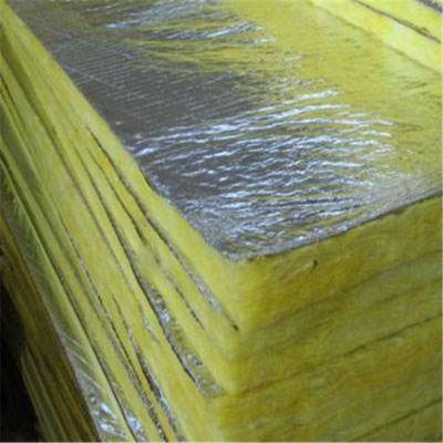 新型铝箔贴面玻璃棉板生产厂家-多少钱