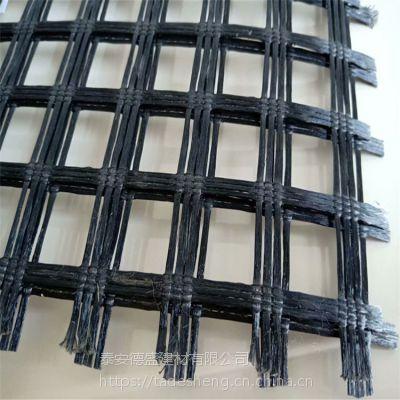 涤纶土工格栅标准 德盛双向土工格栅生产厂家