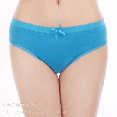 外贸现货女士内裤新款棉质舒适女式三角裤厂家批发