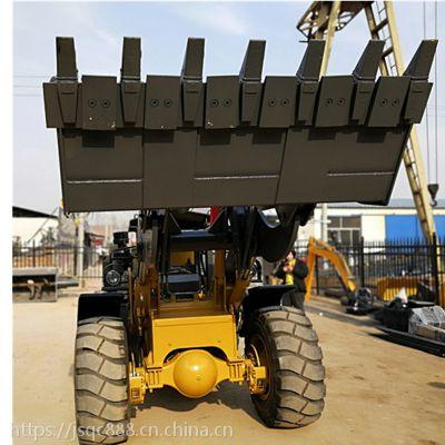 内蒙古矿井装载机配置大轮胎3吨隧道铲车安装防滑链全国发货
