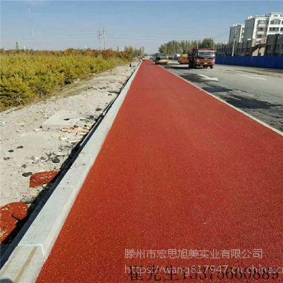 贵州彩色沥青路面批发采购