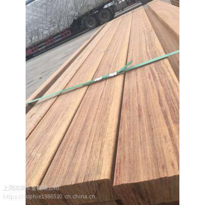 南美柚木 流美木业 古建木栈道地板料