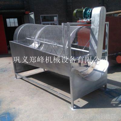 厂家定做各种型号小型滚筒筛 移动滚筒筛 滚筒筛捞沙机