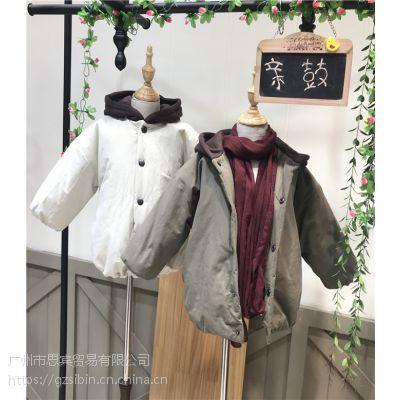 品牌折扣童装批发【亲鼓·恒妙】冬装系列低价促销