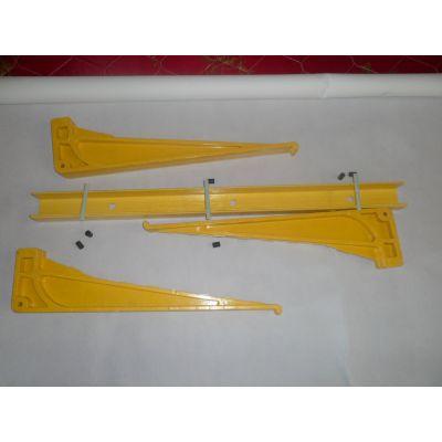 厂家定做250电缆支架 玻璃钢模压电缆支架阻燃防火