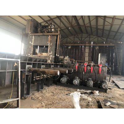 重庆200吨的小型龙门剪切机厂家 山东思路废钢龙门剪 液压剪切机型号