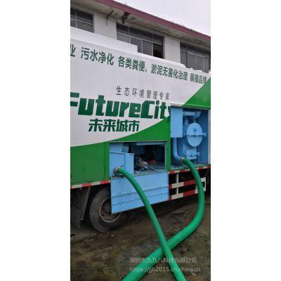 深圳环保吸粪车/可支持分期付款
