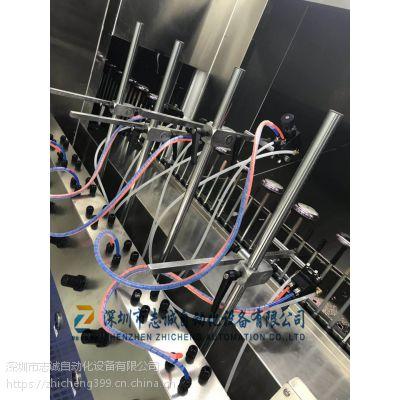 志诚uv自动喷漆线 自动喷油设备 塑胶喷漆线 喷油线品质