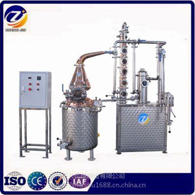 小型酿酒设备 蒸馏装置 水蒸气蒸馏设备
