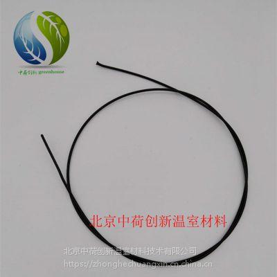 玻璃温室内外遮阳钢缆驱动系统配件-涂层钢缆-包塑钢丝