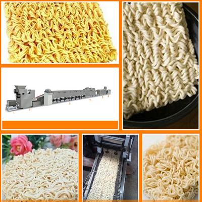 小型干吃面生产线,小型方便面生产线价格,创业项目