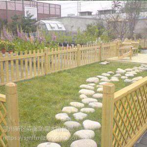 供甘肃玛曲防腐木围栏和那曲防腐木栏杆