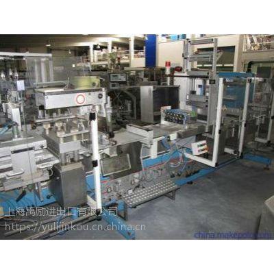 进口包装机是否需要办理许可证 上海清关公司