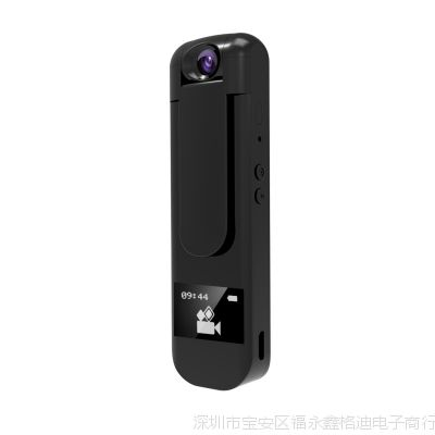 跨境货源1080P高清摄像机便携式mp3播放器旋转镜头录音摄像头