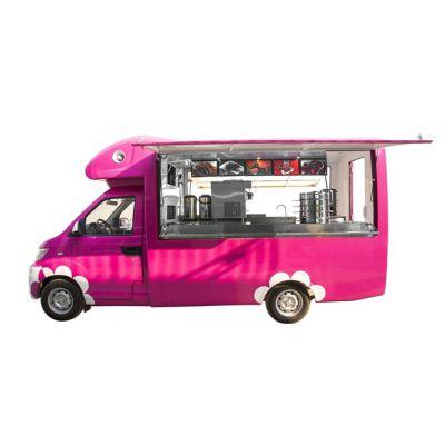 阳信美食街冰激淋车-美食街冰激淋车冰粥-亿车行(优质商家)