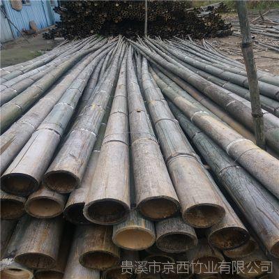 批发京西竹业2米2.5米3米4米5米6米竹竿尖 毛竹尖