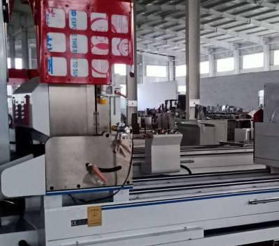 攀枝花市加工塑钢门窗设备厂家电话广汉市塑钢三位焊接机价格