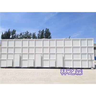 江苏林森玻璃钢生物除臭箱低价供应