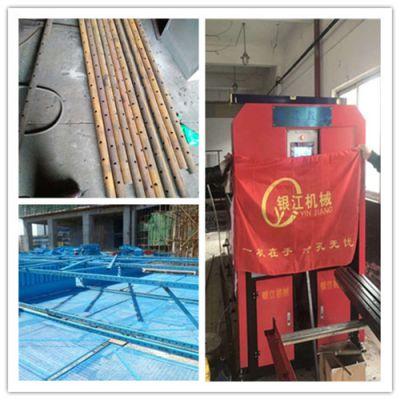 佛山银江机械供应优质爬架全自动数控液压冲床 伺服送料 系统终生免费升级 安全可靠